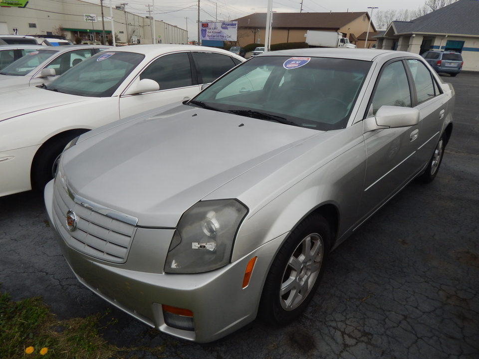 2007 Cadillac CTS  - Premier Auto Group
