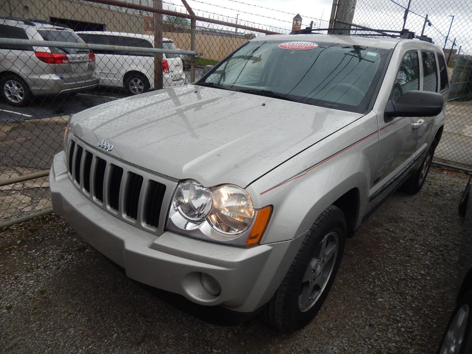 2007 Jeep Grand Cherokee Laredo  - 662342  - Premier Auto Group
