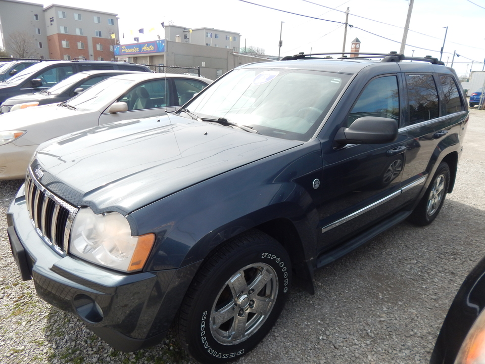 2006 Jeep Grand Cherokee  - Premier Auto Group