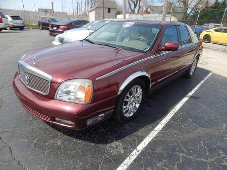 2000 Cadillac DTS DeVille for Sale  - 339906  - Premier Auto Group
