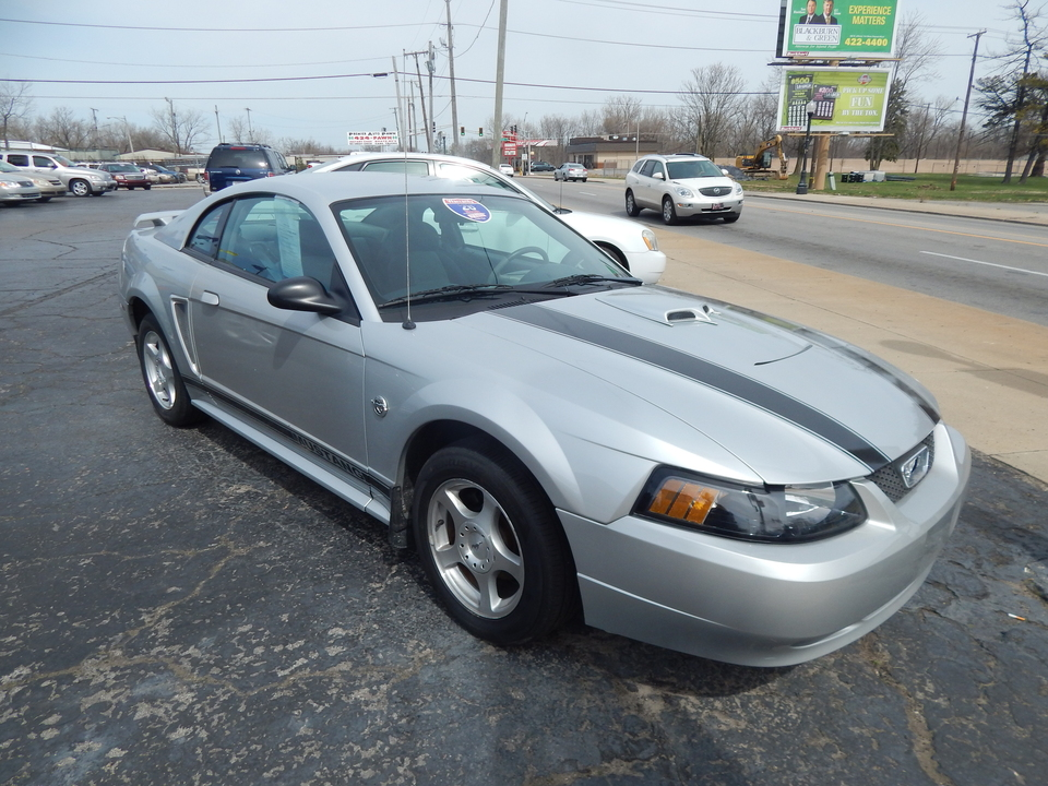 2004 Ford Mustang Standard  - 109384  - Premier Auto Group
