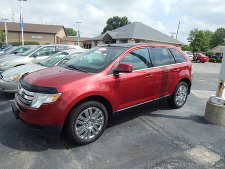 2009 Ford Edge Limited for Sale  - A76686A  - Premier Auto Group