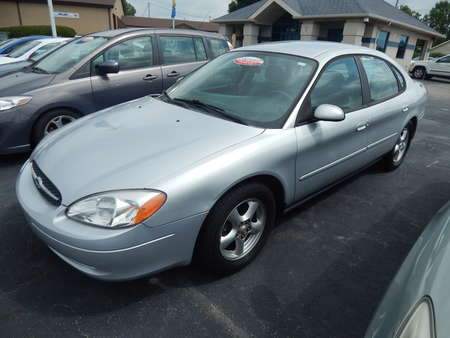 2003 Ford Taurus SES Standard for Sale  - 214107  - Premier Auto Group