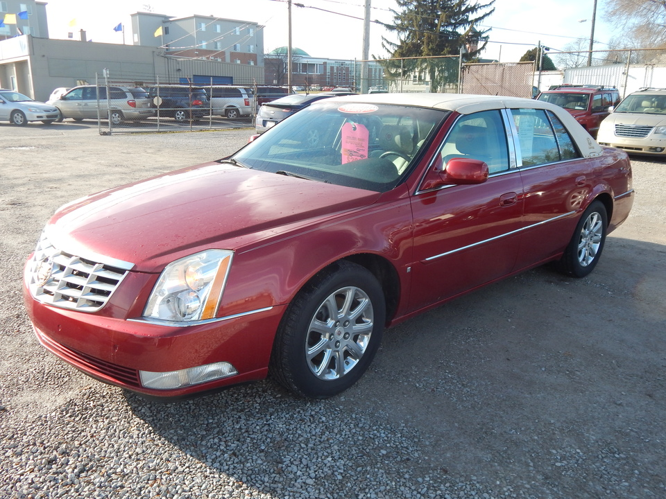 2008 Cadillac DTS  - Premier Auto Group