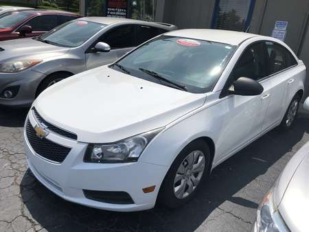 2012 Chevrolet Cruze LS for Sale  - 209901  - Premier Auto Group