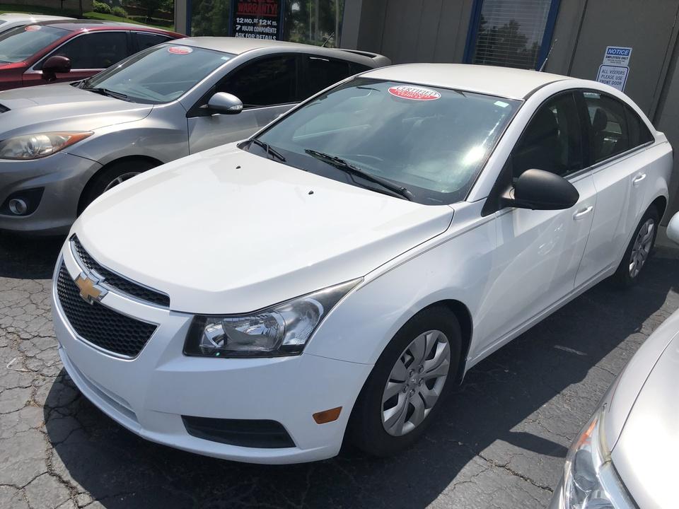 2012 Chevrolet Cruze  - Premier Auto Group