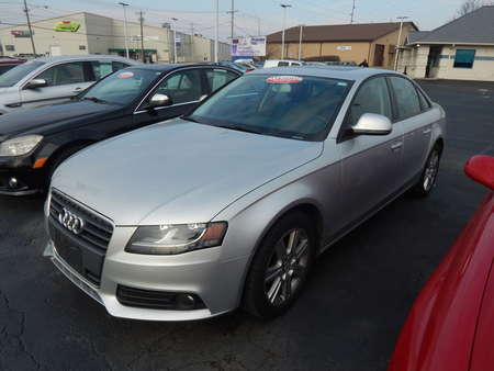 2009 Audi A-4 2.0T Prem for Sale  - 072434  - Premier Auto Group