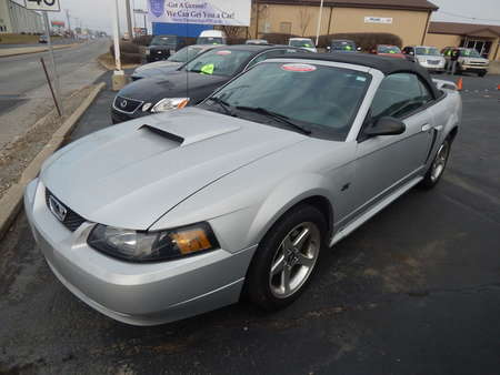 2003 Ford Mustang GT Deluxe for Sale  - 350479A  - Premier Auto Group