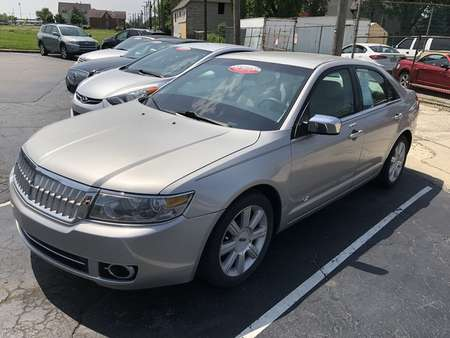 2007 Lincoln MKZ  for Sale  - 666563  - Premier Auto Group