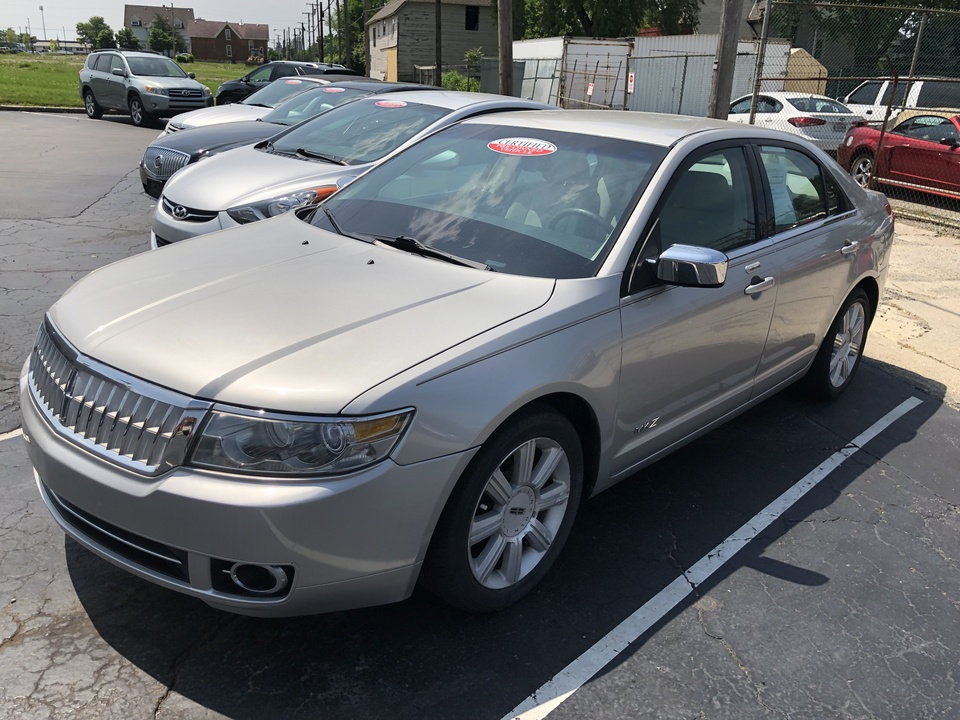 2007 Lincoln MKZ  - Premier Auto Group
