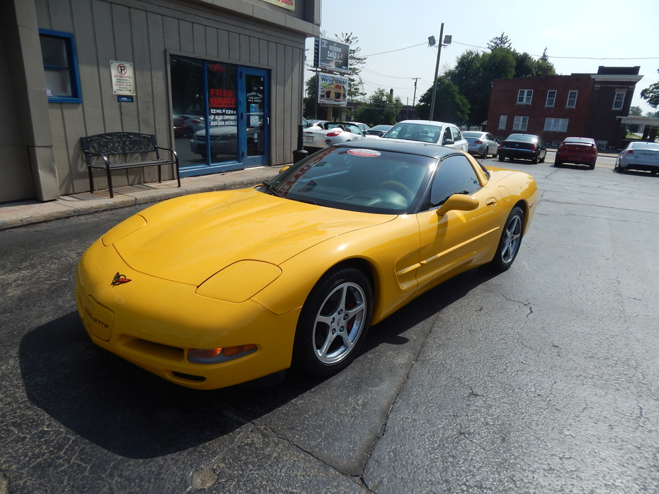 2000 Chevrolet Corvette  - Premier Auto Group