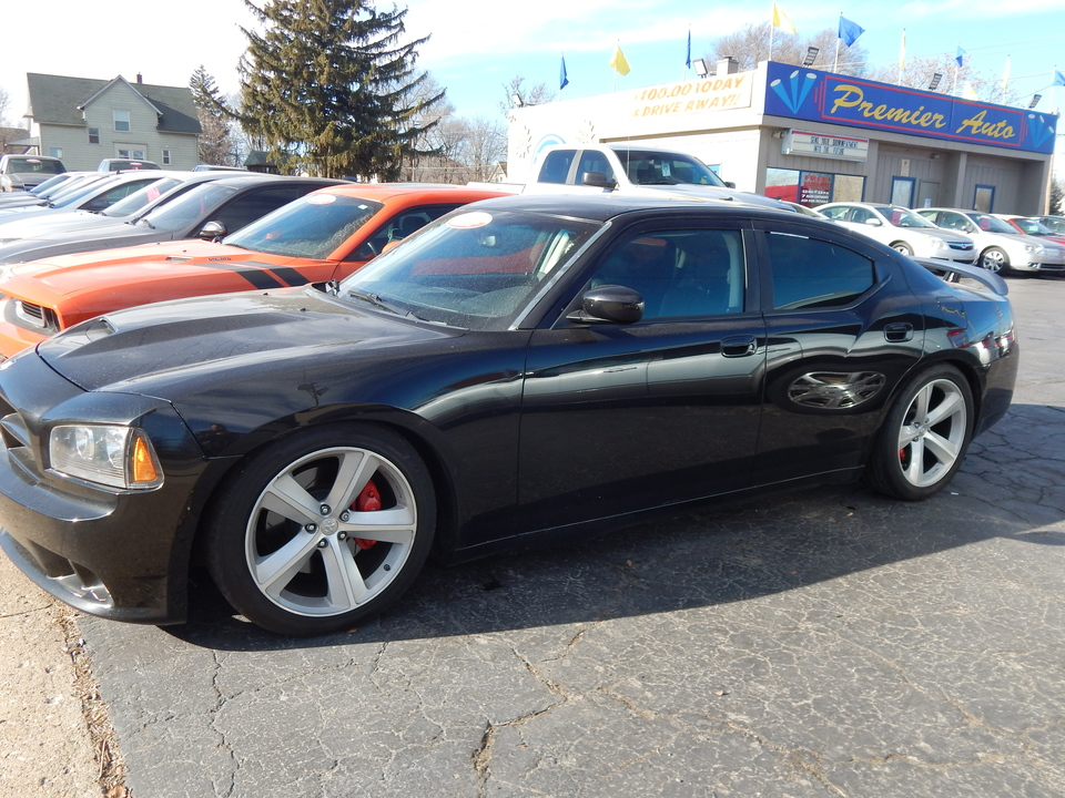 2008 dodge charger srt8 stock 170463 fort wayne, in 46803 2008 Dodge Charger 3.5L V6 2008 dodge charger premier auto group