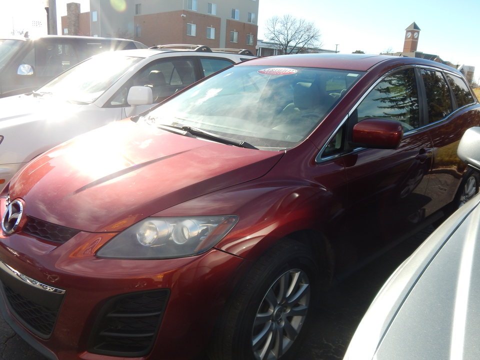 2010 Mazda CX-7  - Premier Auto Group