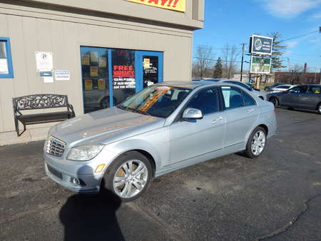 2008 Mercedes-Benz C-Class 3.0L Sport for Sale  - 073918  - Premier Auto Group