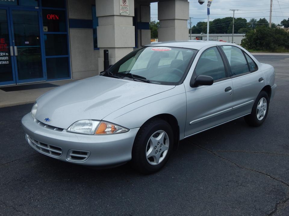 2002 Chevrolet Cavalier  - Premier Auto Group