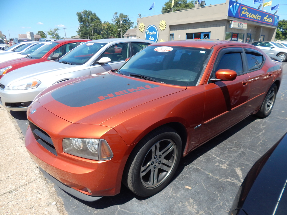 2006 Dodge Charger  - Premier Auto Group