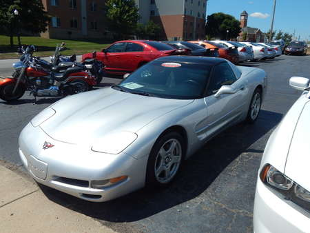 1998 Chevrolet Corvette  for Sale  - 105602  - Premier Auto Group