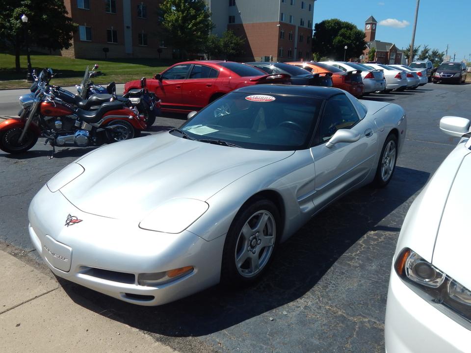 1998 Chevrolet Corvette  - Premier Auto Group