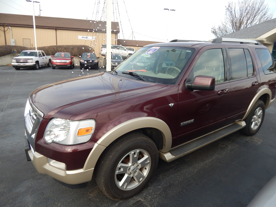 2007 Ford Explorer Eddie Bauer  - b05579  - Premier Auto Group