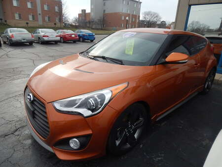 2014 Hyundai Veloster Turbo for Sale  - 199155  - Premier Auto Group