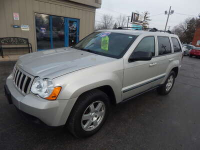 2009 Jeep Grand Cherokee Lare