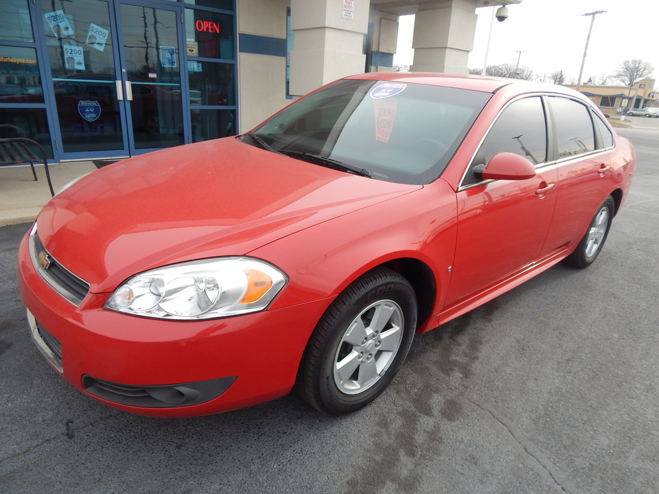 2010 Chevrolet Impala LT  - 134533  - Premier Auto Group