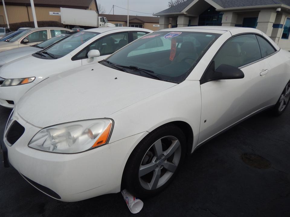 2007 Pontiac G6  - Premier Auto Group
