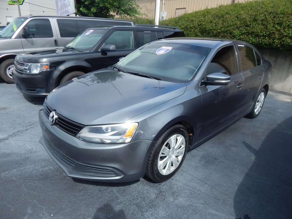 2012 Volkswagen Jetta Sedan  - Premier Auto Group