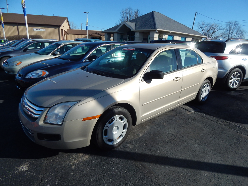2006 Ford Fusion  - Premier Auto Group