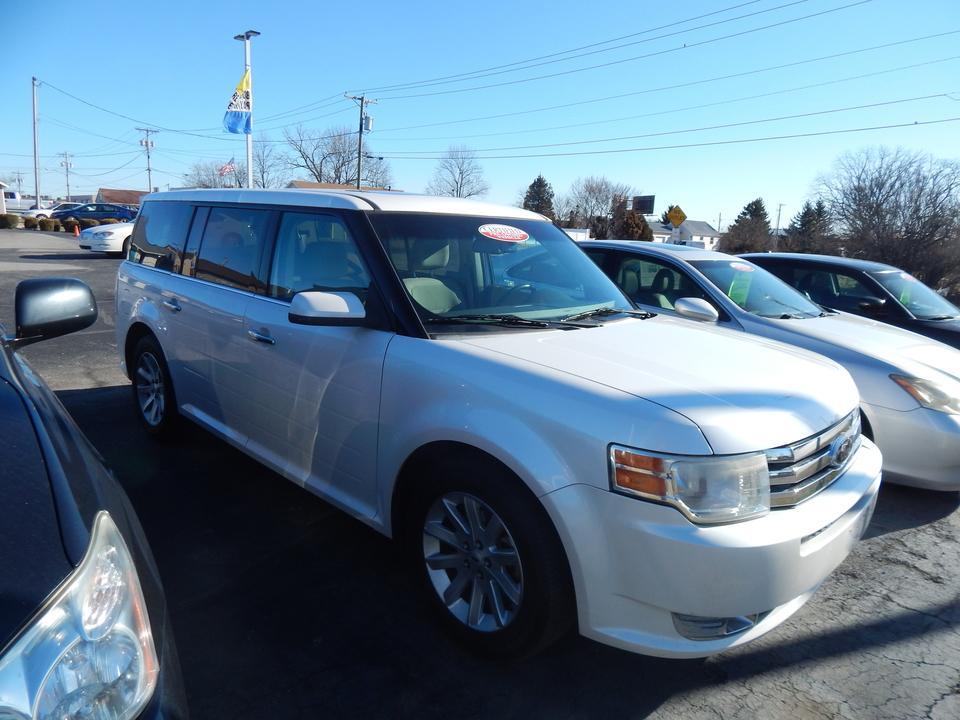 2011 Ford Flex  - Premier Auto Group