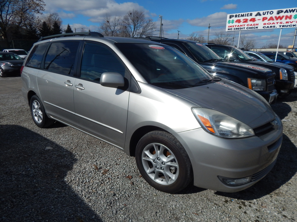 2005 Toyota Sienna XLE LTD  - 322582  - Premier Auto Group