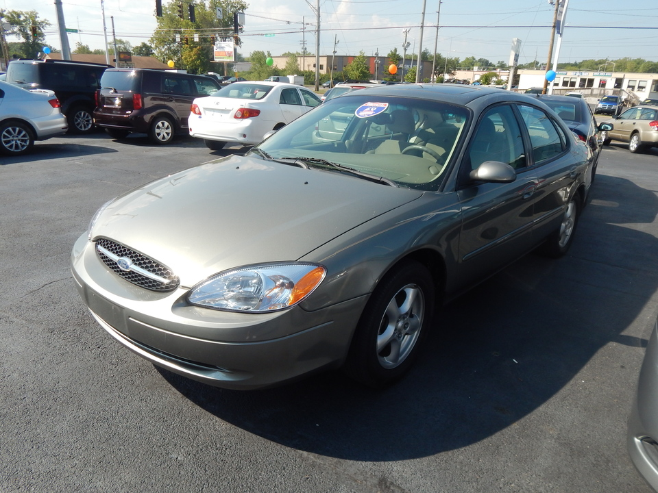 2003 Ford Taurus SES Standard  - 134255  - Premier Auto Group