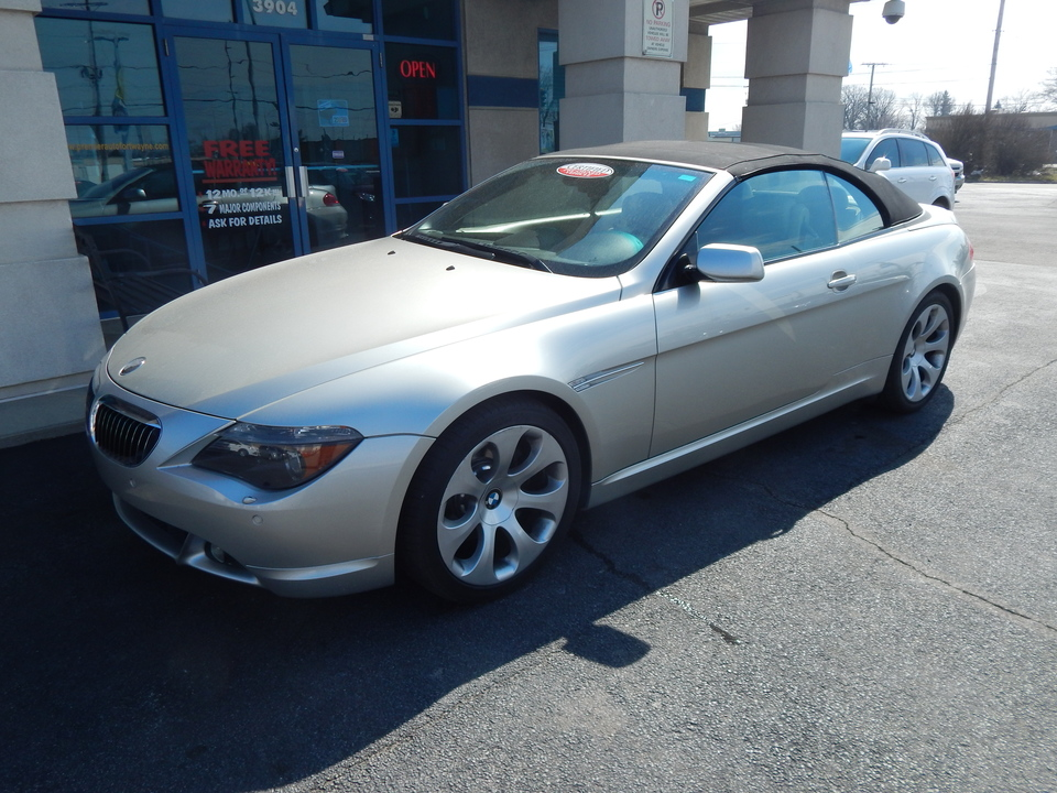 2005 BMW 6 Series  - Premier Auto Group