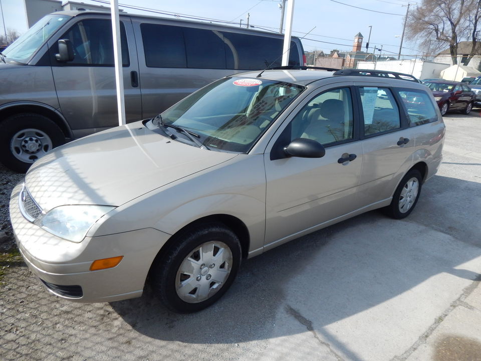 2007 Ford Focus SE  - 150414  - Premier Auto Group