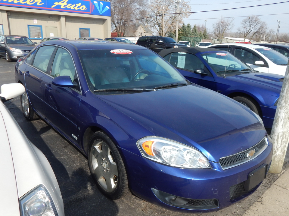 2006 Chevrolet Impala SS  - 299594  - Premier Auto Group