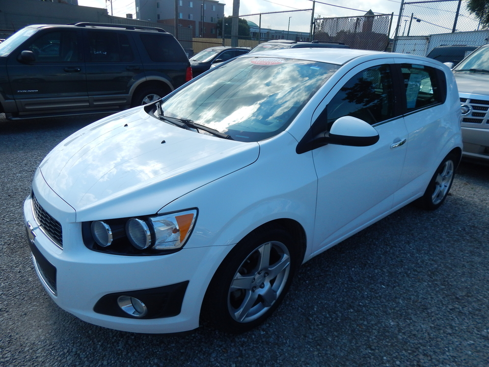 2013 Chevrolet Sonic  - Premier Auto Group