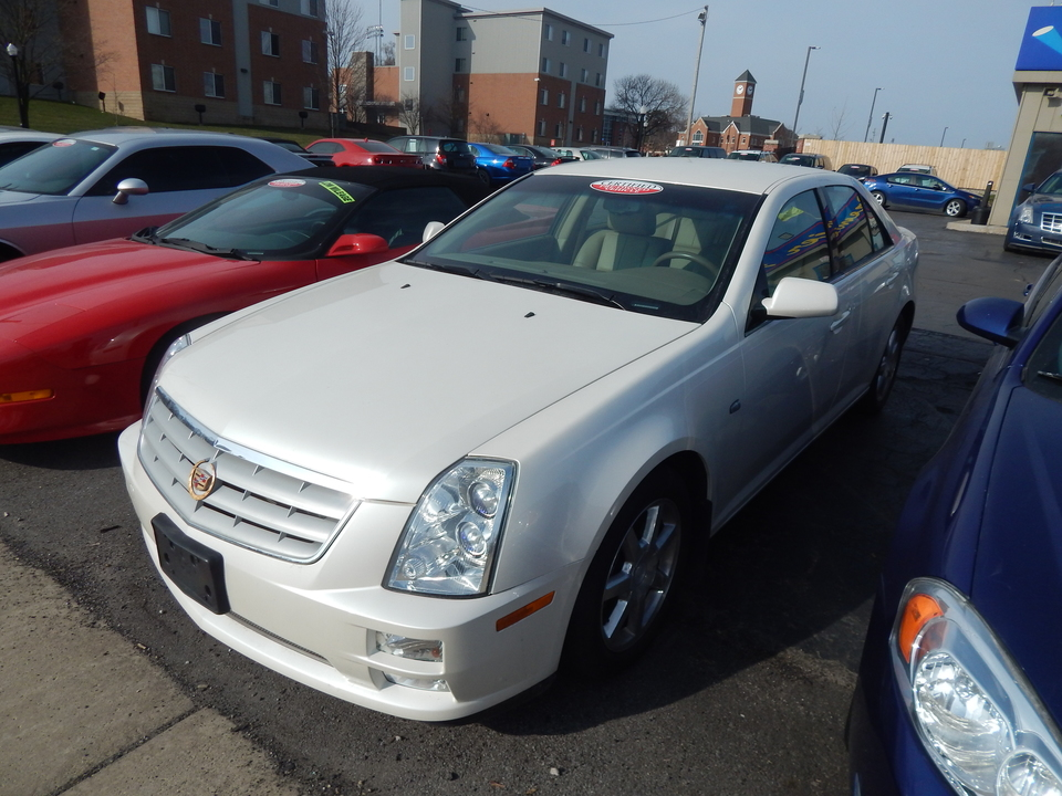 2005 Cadillac STS  - 169548  - Premier Auto Group