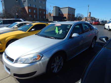 2012 Chevrolet Impala LTZ for Sale  - 241191  - Premier Auto Group