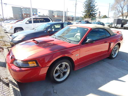 2001 Ford Mustang GT Deluxe for Sale  - 143909A  - Premier Auto Group
