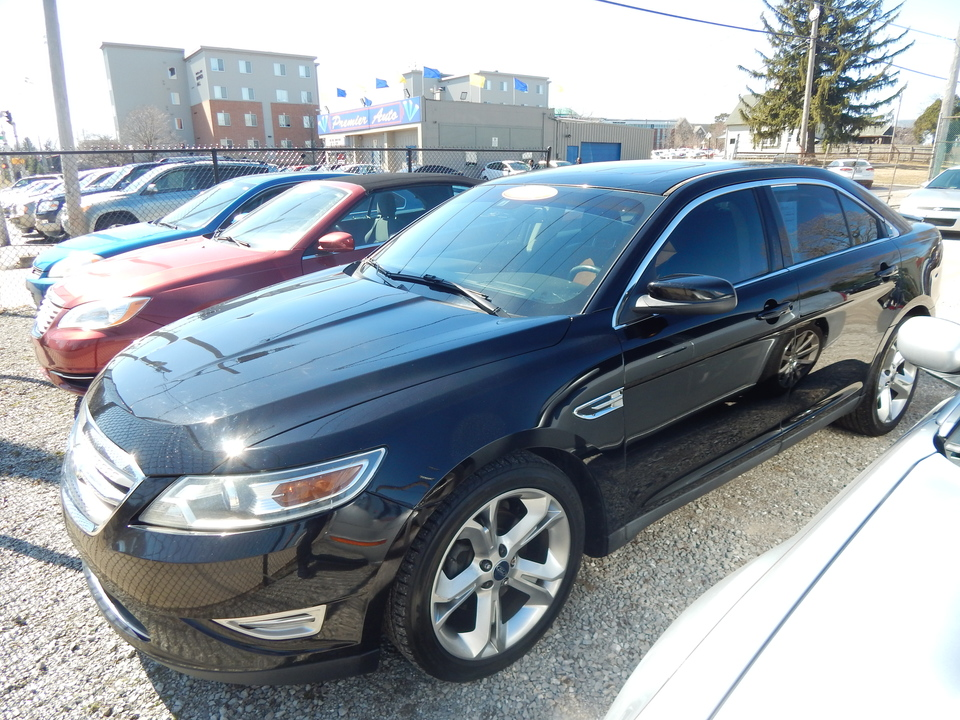 2012 Ford Taurus  - Premier Auto Group