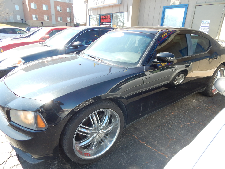 2007 Dodge Charger  - Premier Auto Group