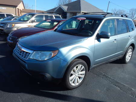 2012 Subaru Forester 2.5X Limited for Sale  - 435280  - Premier Auto Group