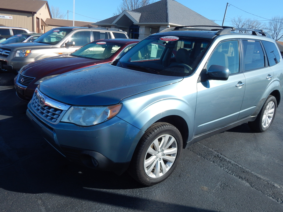 2012 Subaru Forester 2.5X Limited  - 435280  - Premier Auto Group