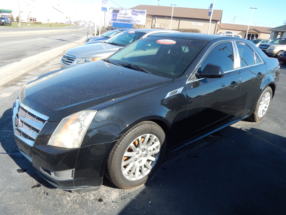 2011 Cadillac CTS Sedan  - Premier Auto Group