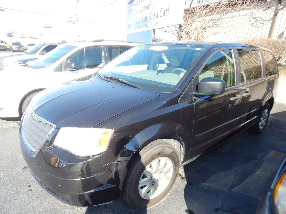 2008 Chrysler Town & Country LX  - 103383  - Premier Auto Group