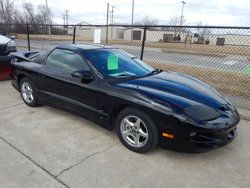 2000 Pontiac Firebird  - Premier Auto Group