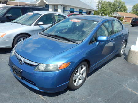 2007 Honda Civic EX for Sale  - 142312  - Premier Auto Group