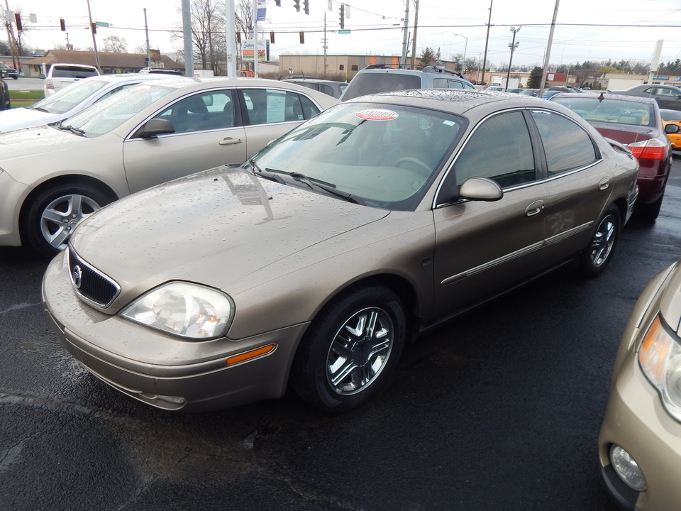 2003 Mercury Sable LS Premium  - 619495b  - Premier Auto Group