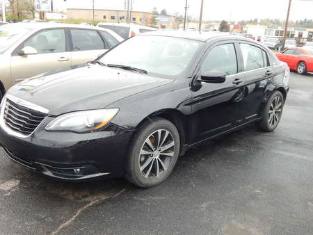 2013 Chrysler 200 Touring for Sale  - 601360  - Premier Auto Group
