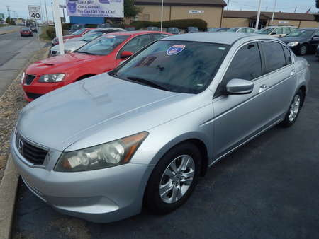 2008 Honda Accord LX-P for Sale  - 029943  - Premier Auto Group